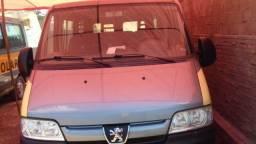 Van Peugeot Boxer Minibus TB