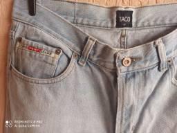 Calça jeans Taco masculina 44