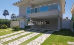 (ELI)TR53424. Alphaville Eusébio, Casa em condominio 420m², 5 suites, 4 vagas
