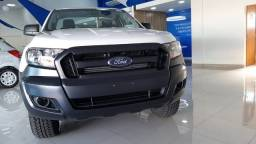 Ford Range XL Manual diesel, cabine simples - ano 2021