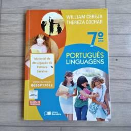 Livro do Professor Português Linguagens 7 Ano