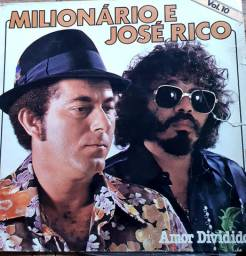 LP MILIONÁRIO E JOSÉ RICO, AMOR DIVIDIDO