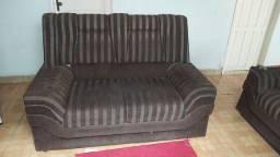 Conjunto de 2 sofas