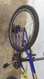 Bicicleta stone,aro 24 ,marcha tudo ok, pegar e andar