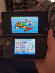 Nintendo 3ds cheio de jogos