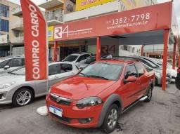 Strada 2015 Cab Dupla Trekking 3 pts 1.6 eTorq Completa Oportunidade