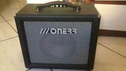 Amplificador Onerr Sniper Guitar 20 como novo