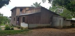 Vendo Casa de praia Parintins - acesso de lancha