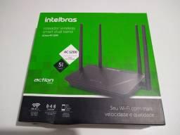 Roteador Intelbras 4 antenas