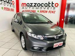 Honda Civic Sedan EXR 2.0 Flexone 16V Aut. 4p