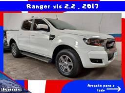 RANGER 2017 2.2 XLS 4X4 CD DIESEL 4P AUTOMÁTICO
