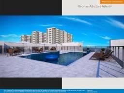 Apartamento em Caxias - Residencial Duccio - 2 quartos com elevador - ótima localização