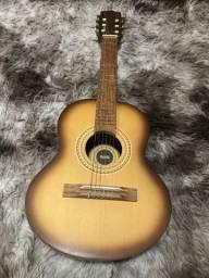 Mini violão 6 cordas