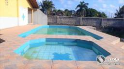Casa com 3 dormitórios para alugar, 1 m² por R$ 600,00/dia - Nova Brasilia - Salinópolis/P