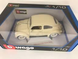 Miniatura Fusca Kafer Beetle Burago 1 18