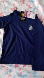 Camiseta UV Tam 6 pequena