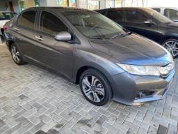 Honda city ex 2017
