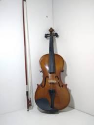 Violino 4/4 Dominante Estudante Especial Completo + Capa