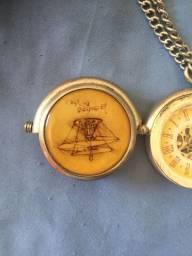 Antigo e Raríssimo Relógio Antimagnetique