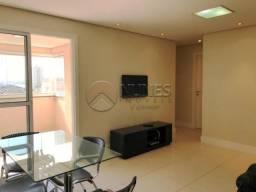 Apartamento à venda com 2 dormitórios em Vila osasco, Osasco cod:V118361