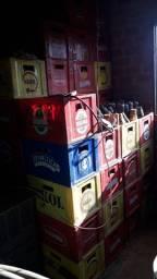 120 caixas de cerveja