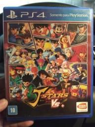 J-Stars Victory Vs+ (Playstation 4) comprar usado  Belo Horizonte