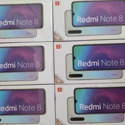 Queimão. Redmi Note 8 64 da Xiaomi. Novo lacrado com garantia e entrega imediata hoje