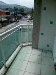 Lindo apto frente 02 qtos garagem no Centro de Nilópolis RJ. Ac carta!