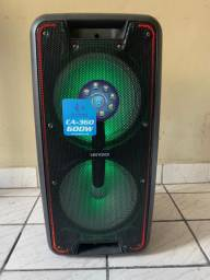 Caixa De Som 600W