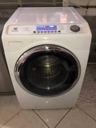 Linda lava e seca electrolux eco vapor 12kg