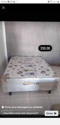 cama box casal promoção