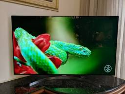 """OLED 55"""" Lg ThinQ AI 4K HDR 120hz OLED55B8SSC - Ótimo Estado"""