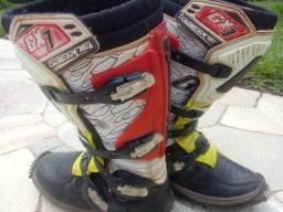 Bota de trilha ou motocross Gaerne italiana