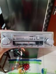 Auto rádio toca fitas Roadstar antigo zero!