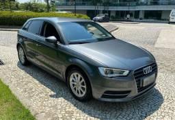 Audi a3 1.4 TFSI sportback ambiente 2016 impecável oportunidade