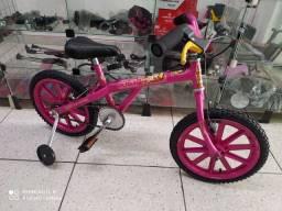 "Bicicleta aro 16"" Jolie"