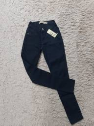 Kit 3 calças jeans