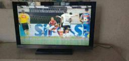 """Tv/Monitor Lcd Sony Bravia Kdl-40Ex505 Funcionando no Estado.Leiam! 40"""".Não é SMART!!"""