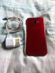 J6 + 32 GB  vermelho