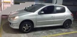 Peugeot Modelo 206 Ano 2006 Completo Feline 1.4 Flex 8V 5P 082CV