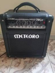 Amplificador (Cubo) Meteoro Nitrous NK 30 pra teclado ou Piano