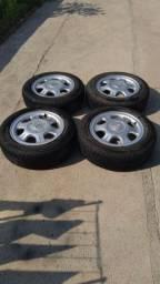 Vendo rodas 14 GM