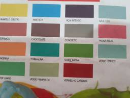 Liquida tinta 18L neovinil primeira linha na Cuiabá tintas   ..