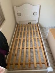 Vendo cama de solteiro NOVA