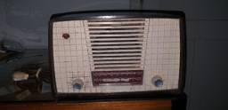 Rádio Mullard/Philips a valvula ano 1958