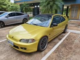 Civic coupe 94 completo