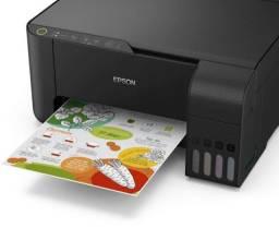 Impressora epson 3150 semi nova