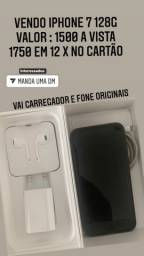 iPhone 7 128g usado