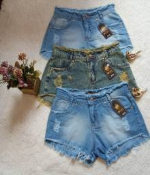 Short jeans/ loja Marisa modas