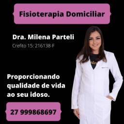 Fisioterapia Domiciliar para idosos em Vitória e Serra